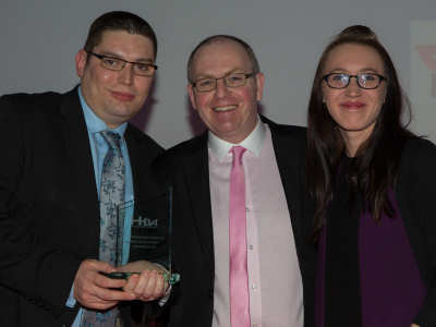 National Hospital Radio Awards 2013 - Fundraiser of the Year